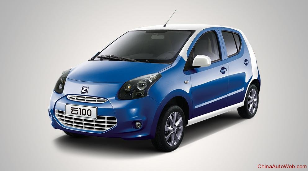 Zotye Cloud 100 Electric Cars