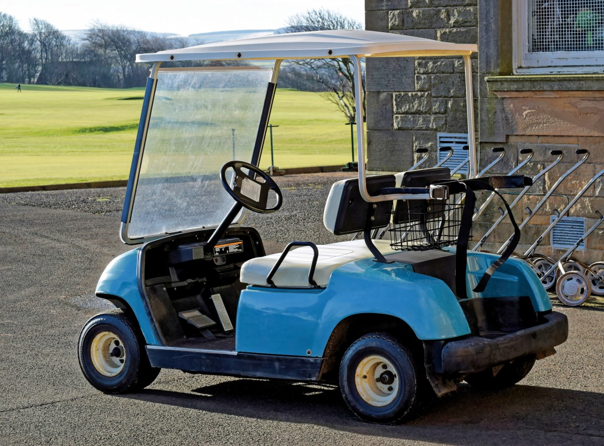 golf buggy can be use on construction sites and their challenges when it comes to reducing time