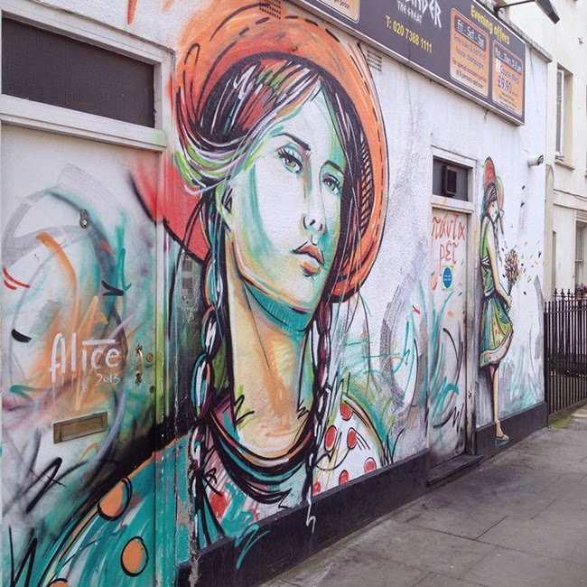 ALICE PASQUINI LONDRES