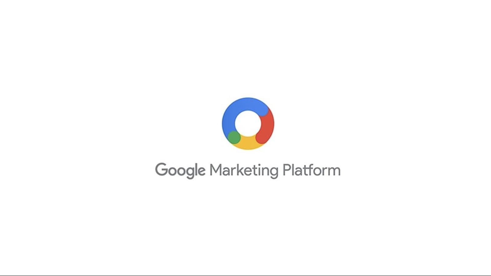 Google Marketing platform on Googlen yhdistetty markkinointialusta