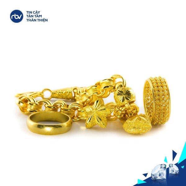 Quy trình cầm vàng lãi suất thấp tại Người Bạn Vàng