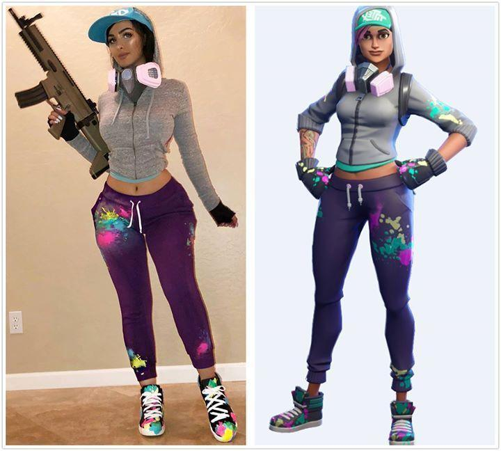 Image result for sssniperwolf teknique