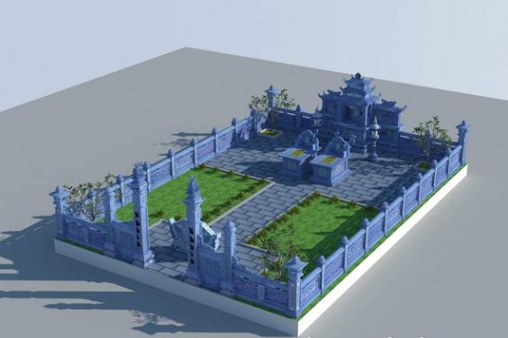 Nên lựa chọn đất nghĩa trang gia đình sao cho hợp phong thủy