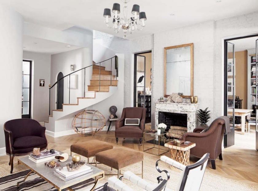 Hasil gambar untuk mix minimalist furniture with oriental