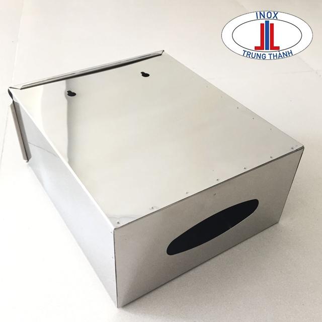 hộp inox