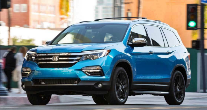 Superb Itu0027s Time To Rethink The All New 2018 Honda Pilot. Visit Our Honda  Dealership In Austin, TX Today To See Why The Redesigned 2018 Honda Pilot  Is The Modern ...