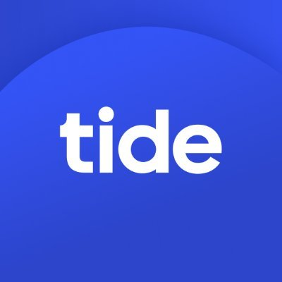 Tide Logo, Fintech