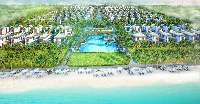 Dự án bất động sản của Hưng Thịnh mang đến hơi thở mới cho Cam Ranh