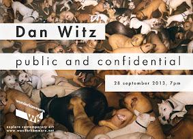 Dan Witz - PUBLIC & CONFIDENTIAL