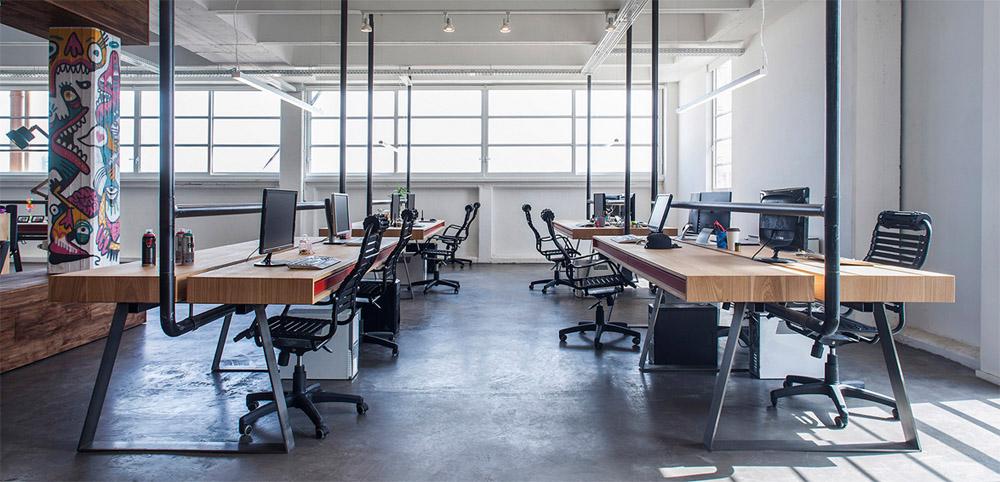 Lợi ích thiết kế văn phòng nội thất tối giản