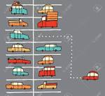 Image result for cartoon parking