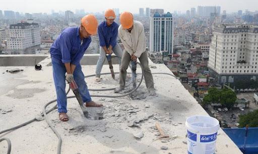 Đây là một trong những ngành dịch vụ đòi hỏi người thợ phải thật sự khéo léo