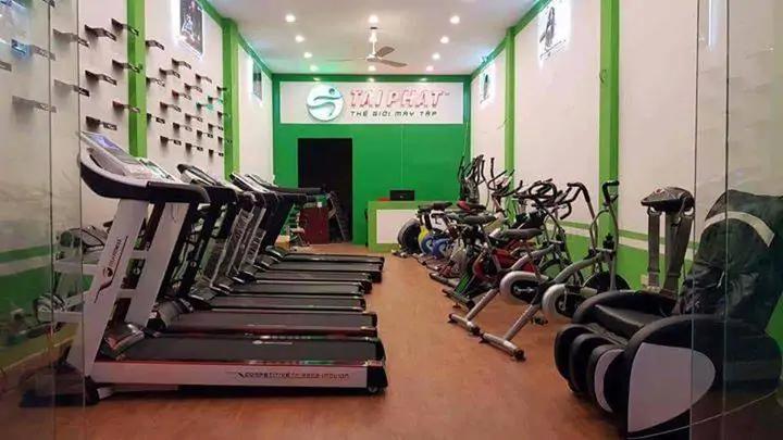 Với cơ sở hạ tầng hiện đại, Tài Phát Sport - Nam Định trưng bày nhiều mẫu sản phẩm cho bạn thoải mái lựa chọn.