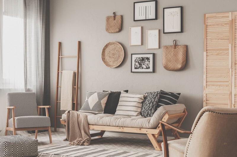 cozy home hacks - texture