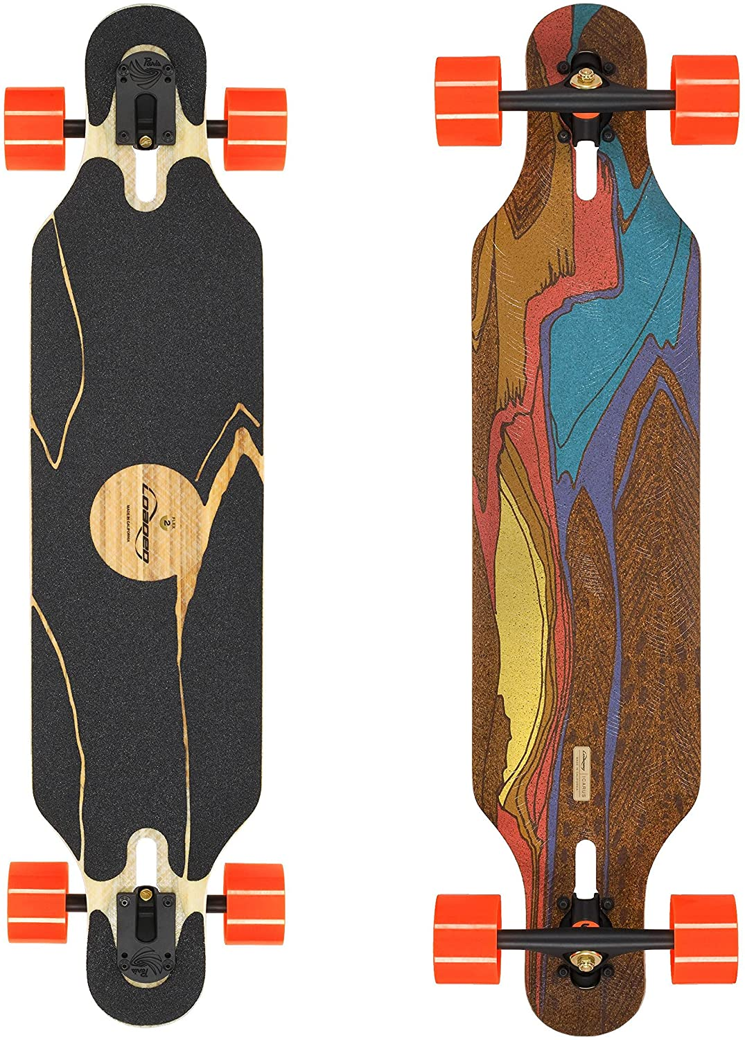 loaded icarus - best longboard for carving