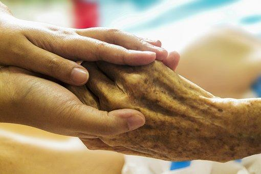 Hospice, Hand In Hand, Zorg