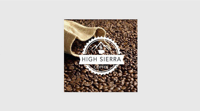 Top 12 Design Firms October - Top Design Firms - Logo - LogoWorks - High Sierra Coffee.png