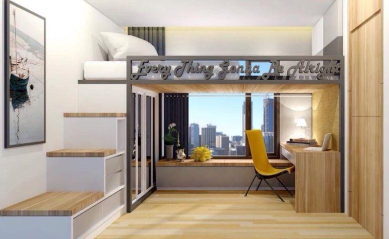 bagaimana membuat ruangan kecil terlihat lebih besar