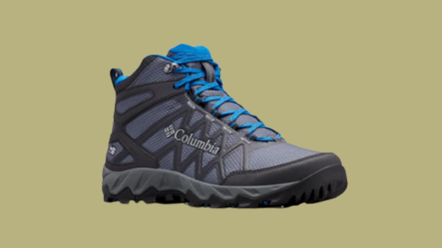 1. Columbia รองเท้า เดินป่า SPORT HIKING ผู้ชาย รุ่น M PEAKFREAK X2 MID OUTDRY