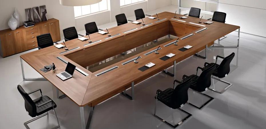 Sơn hiệu ứng Waldo-Sản phẩm gỗ ứng dụng cho văn phòng