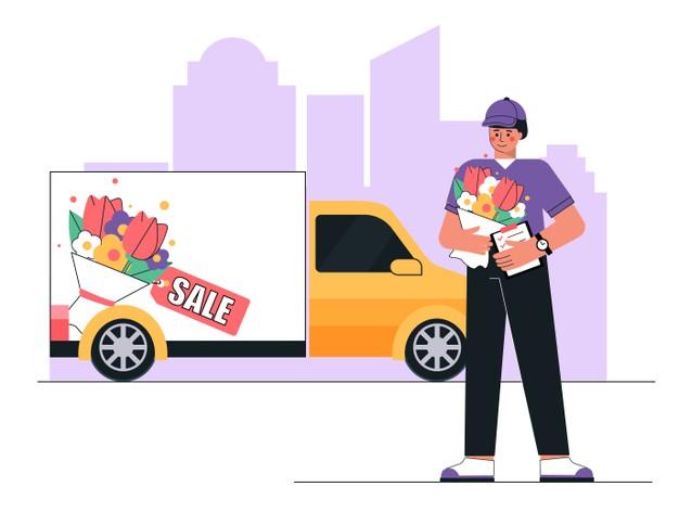 Flower Delivery Whitelabel App For Online Ordering Business - Yelo