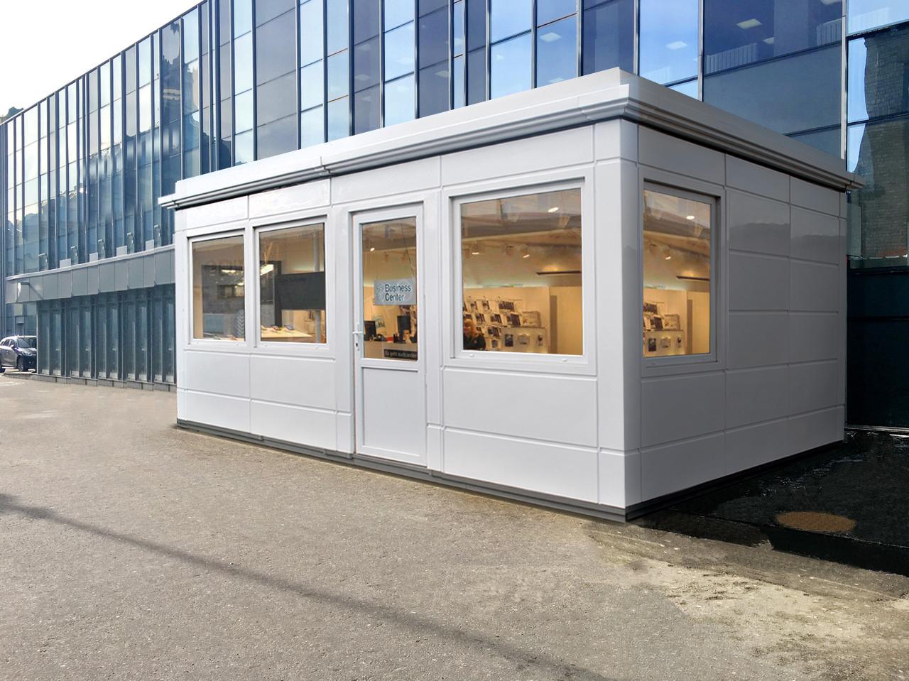 модульный мини-офис