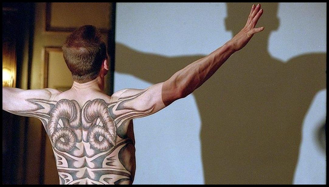tatuaże filmowe