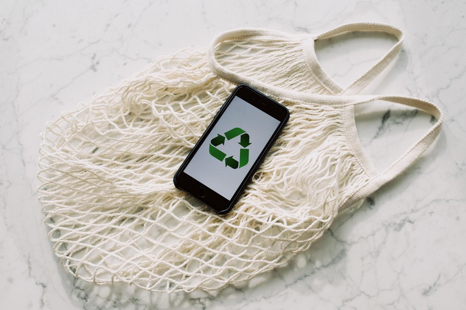 síťovka a recyklování