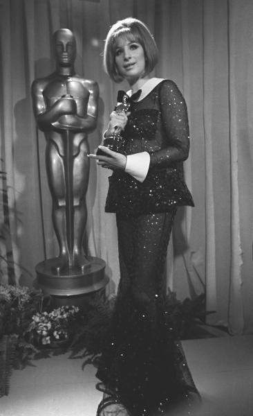 Barbra Streisand, 41st Academy Awards