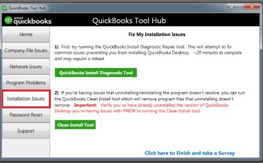QuickBooks Error 61689 : quickbooks tool hub