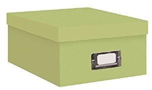 small box for mementos