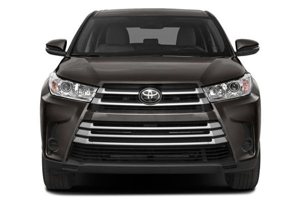 2019-Toyota-Highlander-front