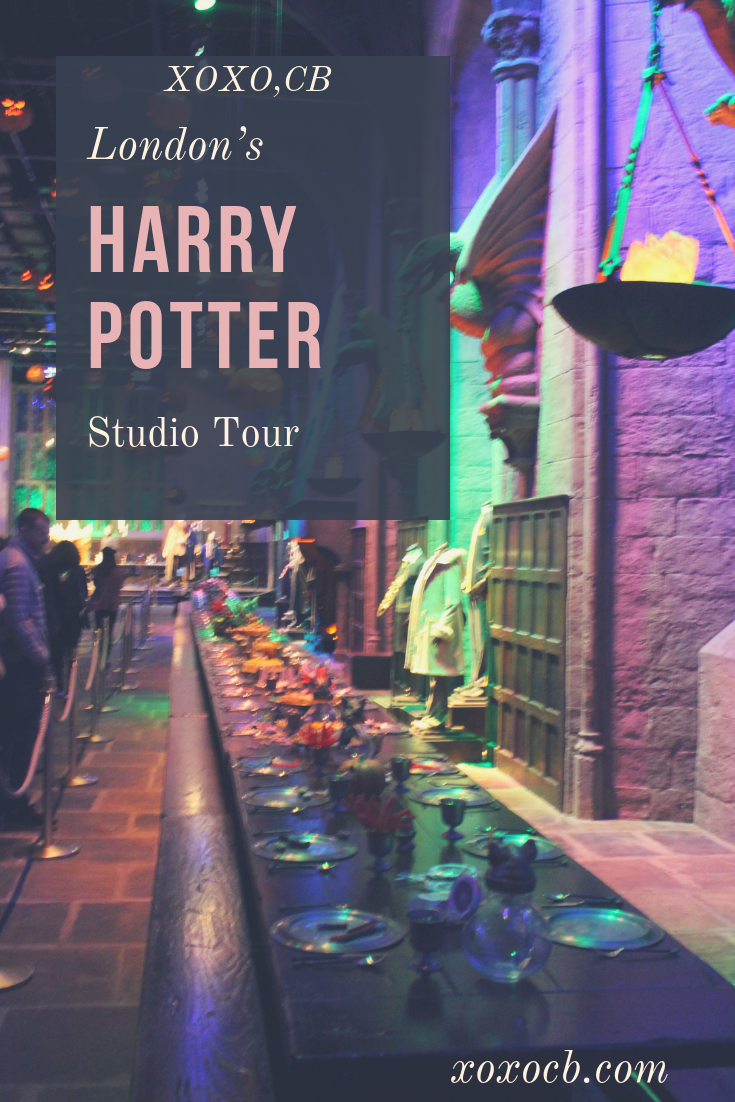 London's Harry Potter Studio Tour 2