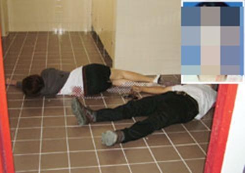 4. ห้องน้ำหญิงที่ตึก 5
