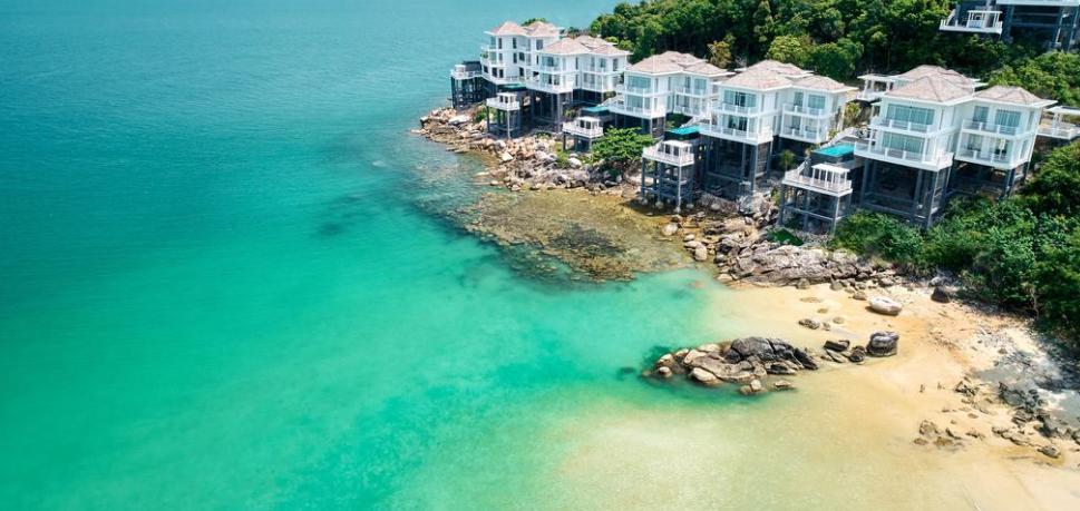 Biệt thự biển Sun Group thuộc dự án Premier Village Phu Quoc Resort
