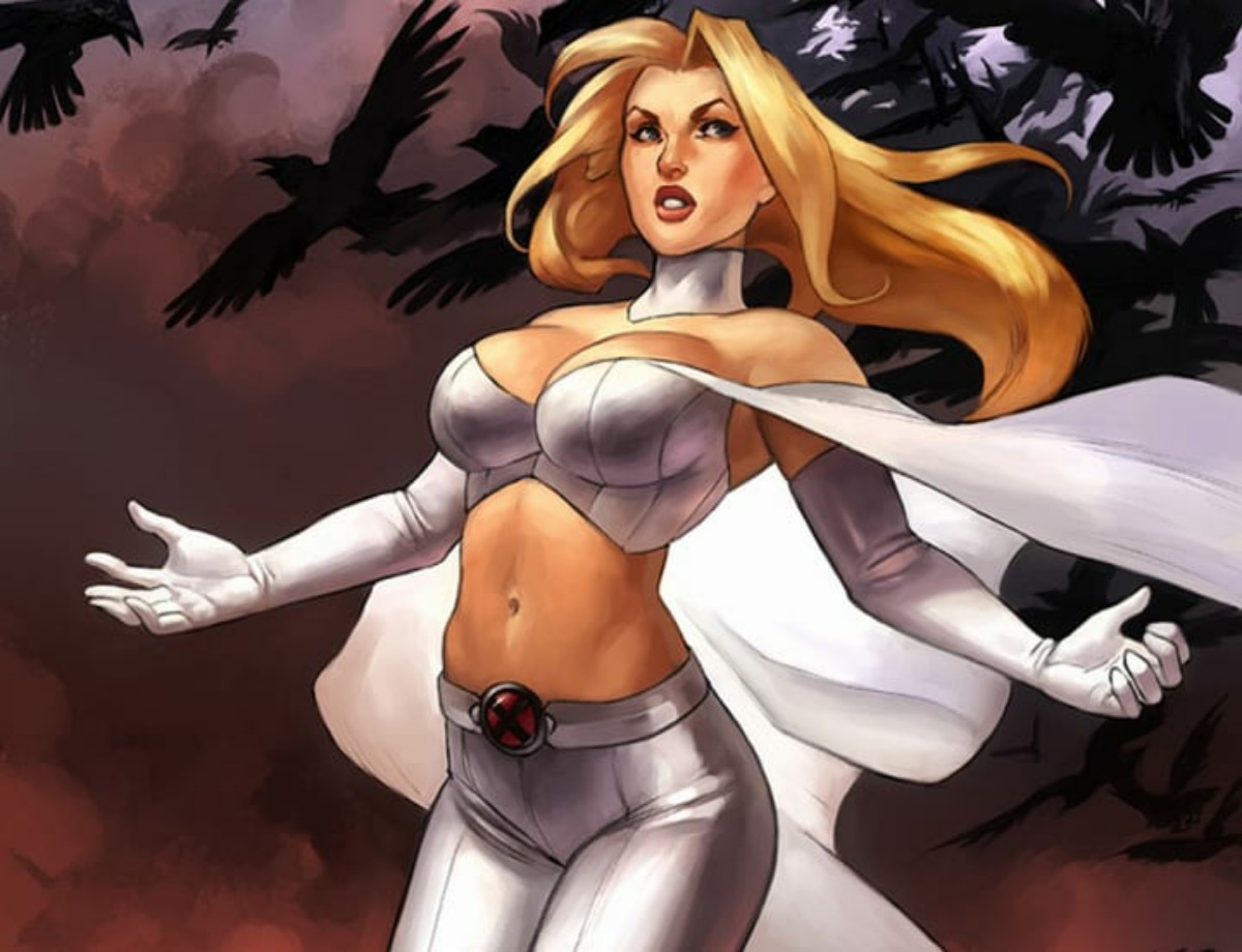 Emma Frost – The White Queen