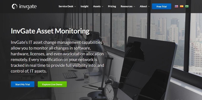 InvGate Assets IT Asset Management Software