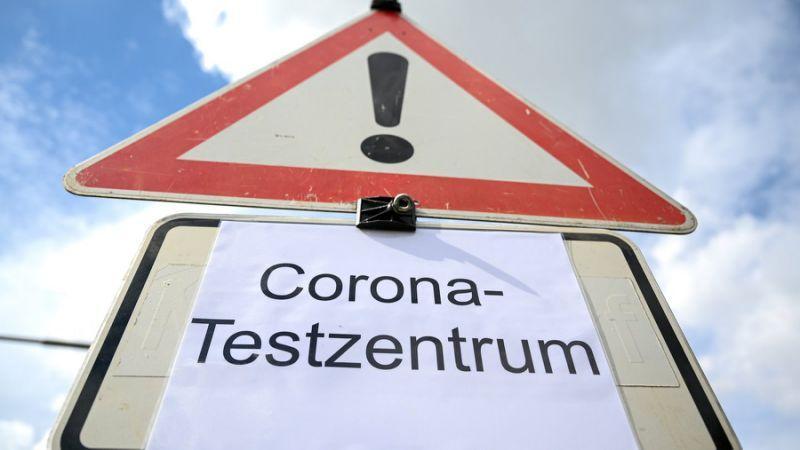 Die Zahl der Corona-Fälle steigt auch inDeutschland.