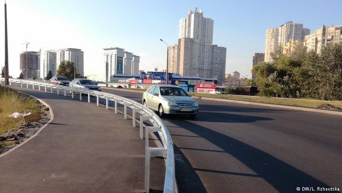 Нині в Києві проводять капремонт низки мостів та шляхопроводів