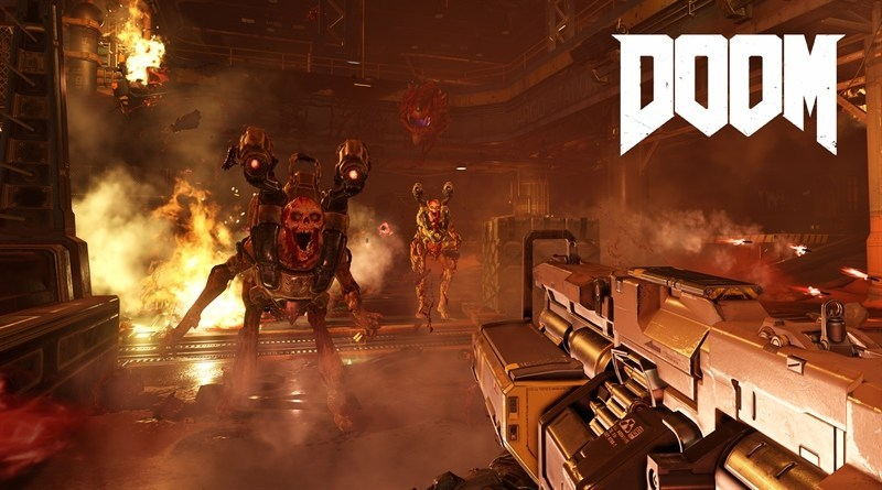 Doom Xbox 360 owners couldn't re-download game