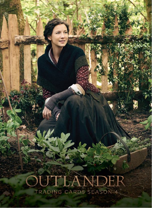 Outlander Trading Cards Season 4: Convention Promo Cards P5