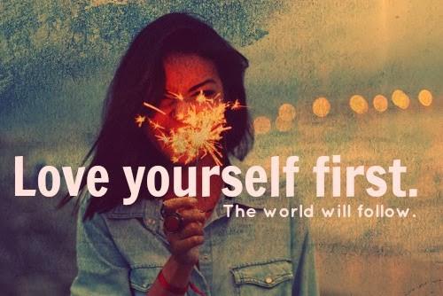 Học cách yêu bản thân nhiều hơn