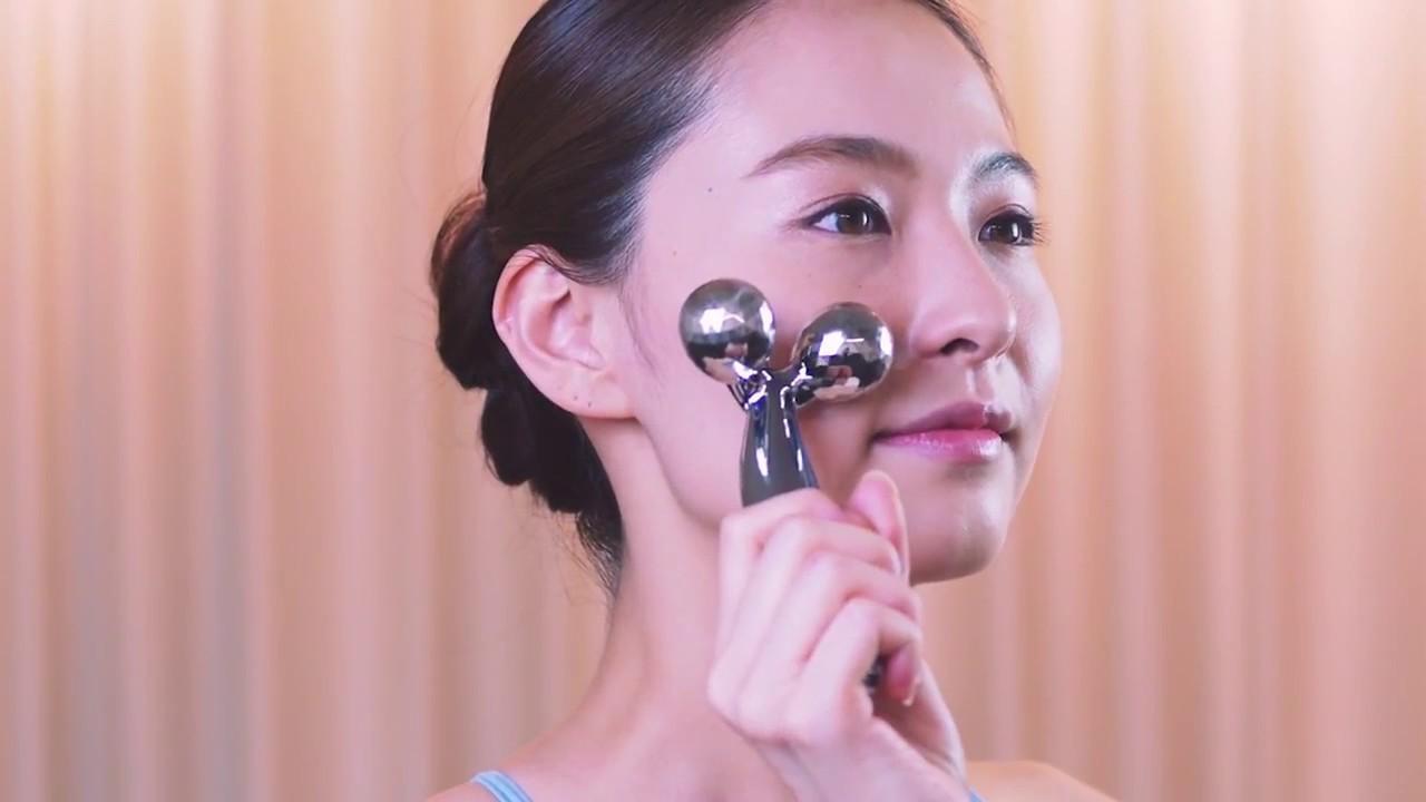 Kết quả hình ảnh cho máy massage mặt cầm tay nhật bản