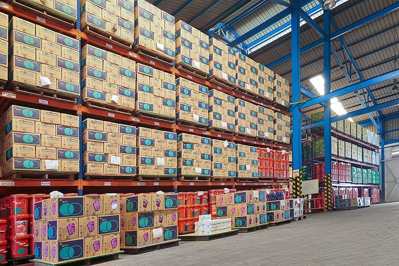 Hữu Toàn Logistiscs- Dịch vụ cho thuê kho chung