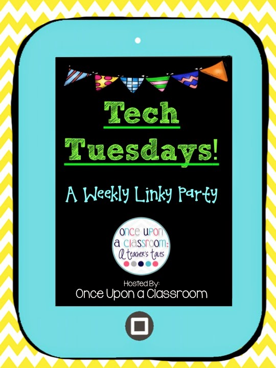 Tech Tuesday Linky Party