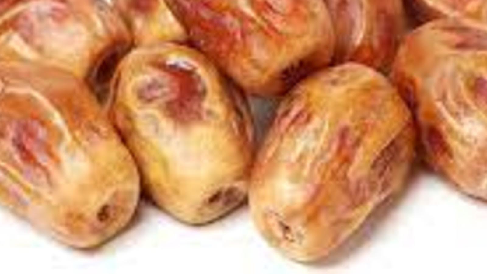 types of dates