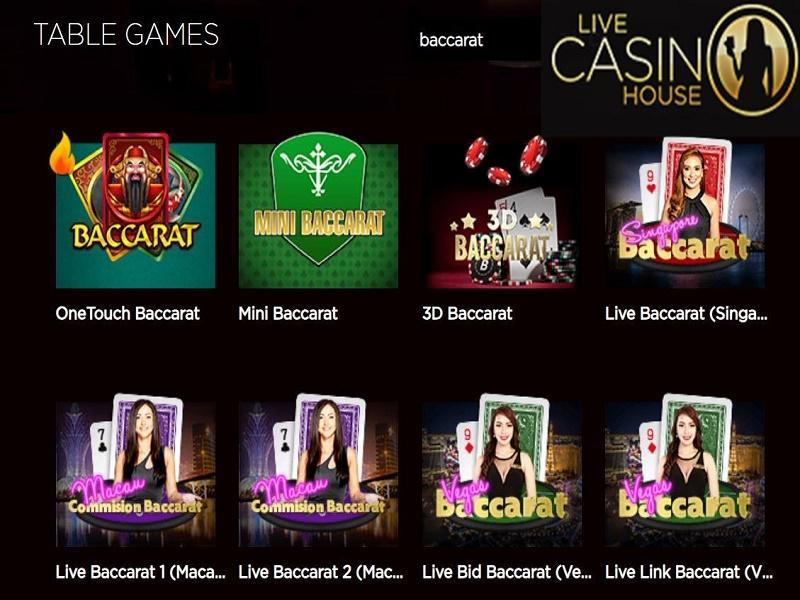 Phần thưởng chào mừng: Làm thế nào để nhận phần thưởng thành viên mới tại Live Casino House