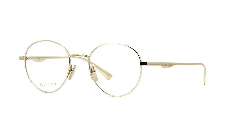 Gucci GG0337O 001 Gold Glasses | Pretavoir