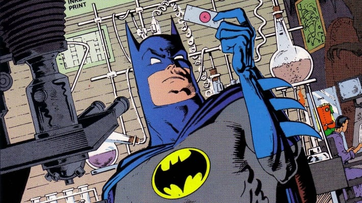 Image result for batman intelligence