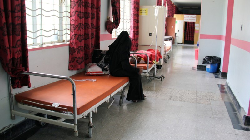 COVID-19 is spreading in Yemen. Why aren't hospital beds full?